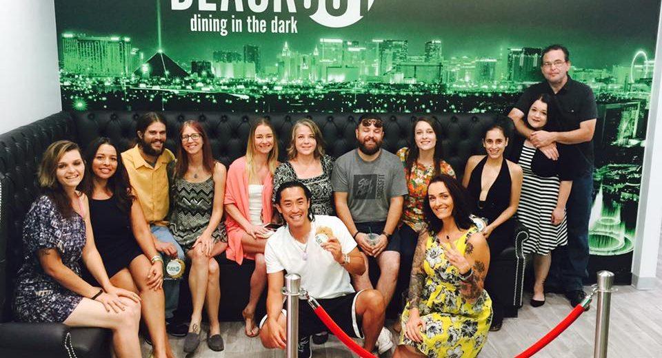 BLACKOUT in Vegas 24 Seven